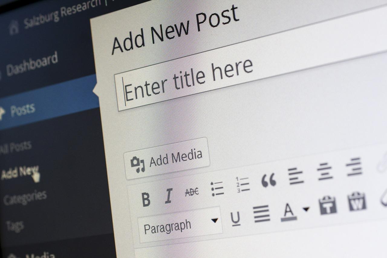Đừng khai trương Blog của bạn khi chưa làm những việc này