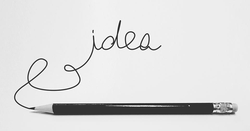 tìm ý tưởng làm website