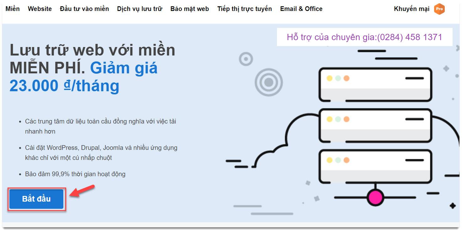 Hướng dẫn tạo Blog cực nhanh